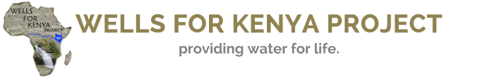 Wells For Kenya Project